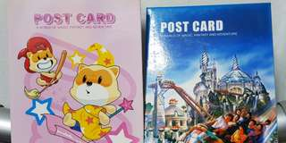 Lotte World Postcards