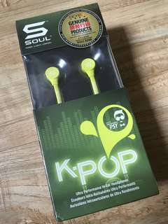 Soul Earphones