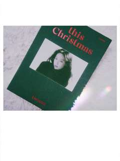 "Taeyeon ""This Christmas""Album"