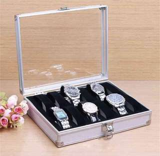 Watch Aluminum Case