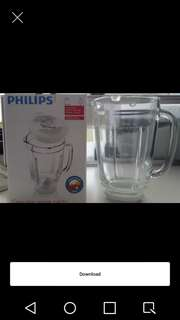 PHILIPS TABUNG BLENDER GELAS