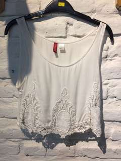 H&m Cropping Top