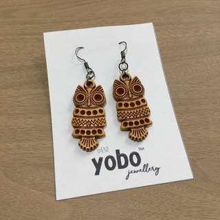 Tribal Earrings Anting Handmade