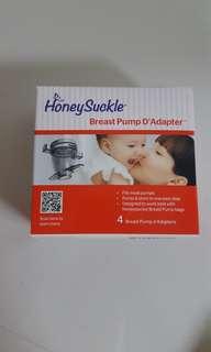 HoneySuckle Breast Pump D'adaptors
