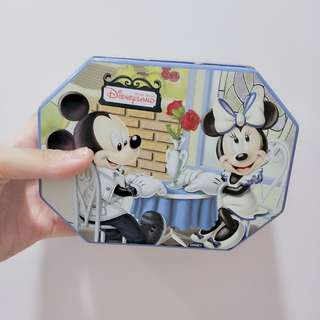 🚚 Mickey Mouse Accessories / Cosmestics Tin