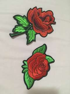 🚚 rose patches