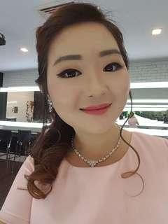 Bridesmaid/Sisters Makeup