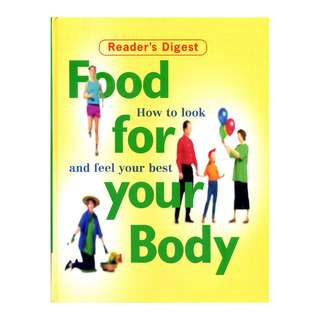 Food for Your Body ~ Brand New