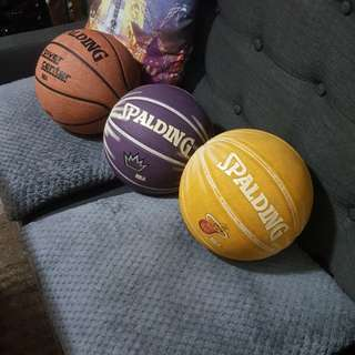 Spalding basketball official size