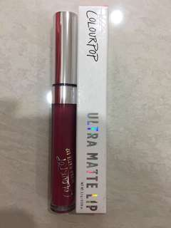 Colourpop Ultra Matte Lip - Scrooge