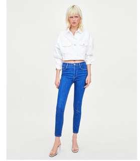 🚚 高腰牛仔緊身褲🔍服飾Forever 21 H&M 保留 免費贈送10件服飾