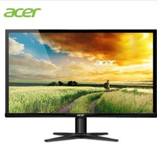 Acer G277HL Slim Profile IPS Monitor (VGA+DVI+HDMI) - 27 FULL HD (UM.HG7SG.002-Black)