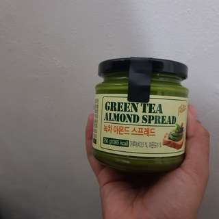 Feliz Matcha Almond Spread (Authentic)