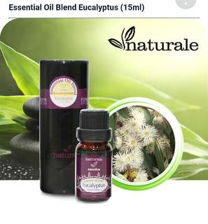 Naturale Lavender or Eucalyptus