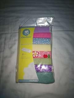 Gerber Baby Wash Cloth - B