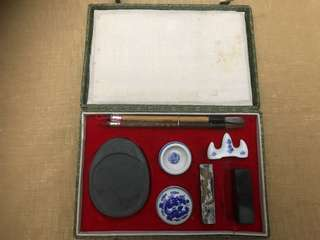 New Chinese calligraphy set
