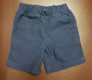 Carters blue shorts