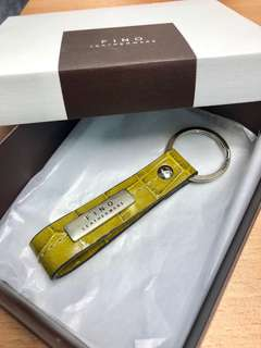 NEW FINO Leatherware Keychain