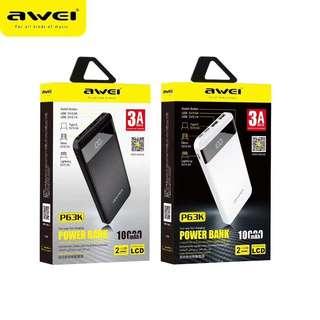 手機充電器 3A 快充 powebank battery