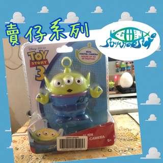 Toy Story 三眼仔相機