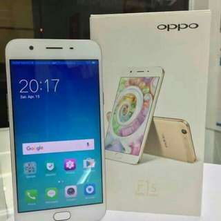 BRAND NEW & COMPLETE  PACKAGE! OPPO F1S. .