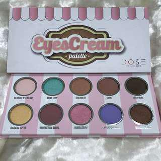 DOSE OF COLORS EYESCREAM PALETTE (10x1.4g)