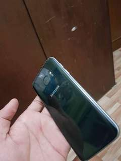 S7 flat 32 gb good as brand new no issue complete package openline both sim