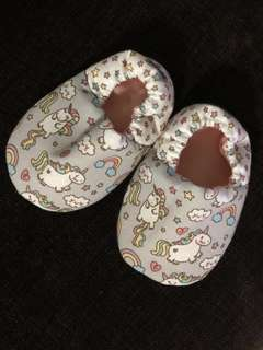Unicorn Prewalker Shoes 13cm