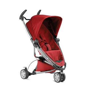 Clearance Last Stock  Quinny Zapp Xtra 2 - Red Rumour