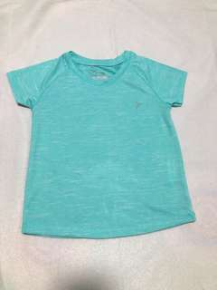 Old Navy Active Mint Green Top
