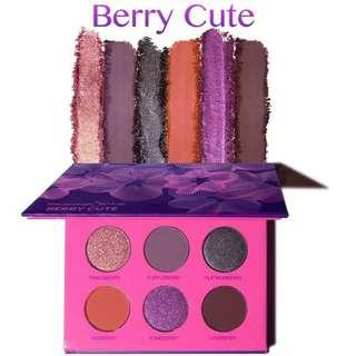 Eyeshadow beauty Rust dan Berry Cute