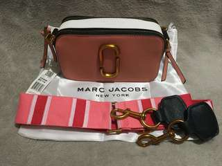 Authentic Marc Jacobs Snapshot Small (Overrun)
