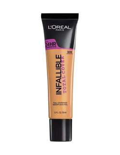 LOREAL INFALLIBLE TOTAL COVER SHADE 309