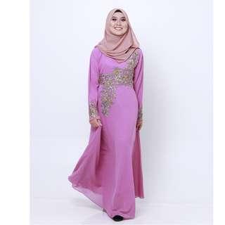 Dress Nikah,Tunang,dinner, high quality, elegant