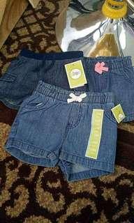 Circo brand shorts.