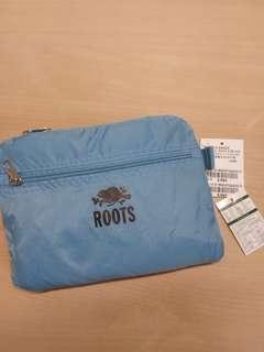 🚚 ROOTS折疊收納旅行袋