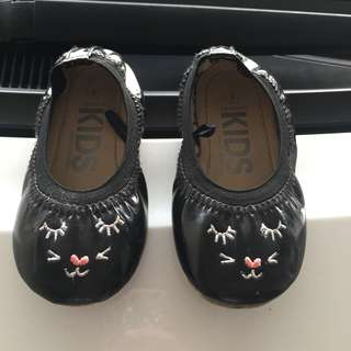 cotton on kids flat shoes