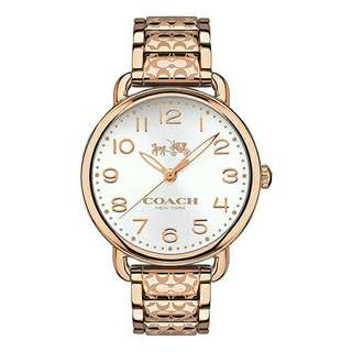 AUTHENTIC COACH WOMENS WATCH