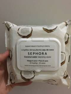 Sephora Cleansing Wipes