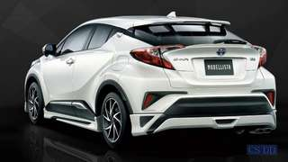 Toyota CHR body kit