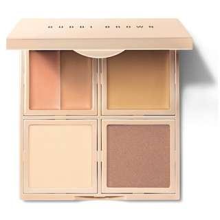 🚚 PO Bobbi Brown Essential 5-in-1 Face Palette