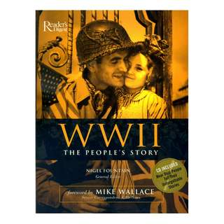 WWII The People's Story – Brand New