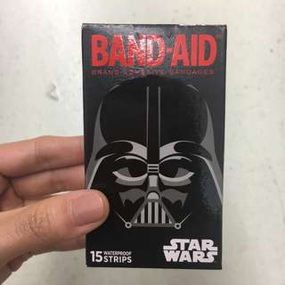 Star Wars plasters