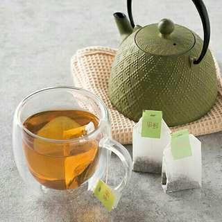 🚚 爭鮮清茶 500入 (量販盒)