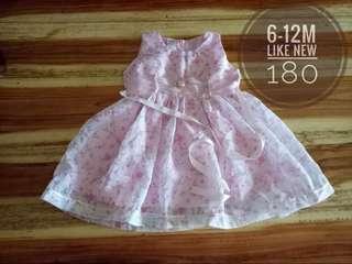 6-12 m dress