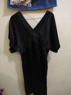 Dress simple made in korea