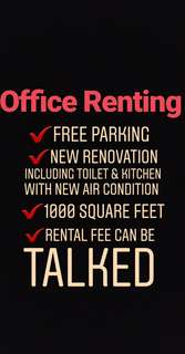Office renting