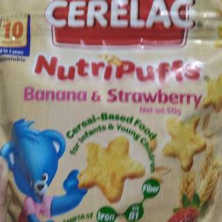 Nutripuffs Cerelac