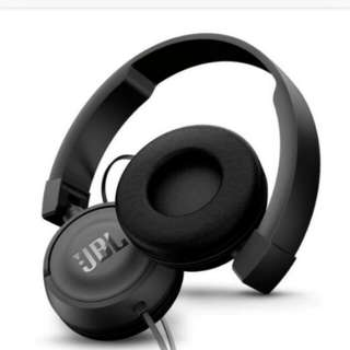 Jbl t450 wired on ear