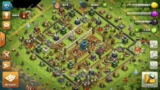 Clash Of Clans coc Account